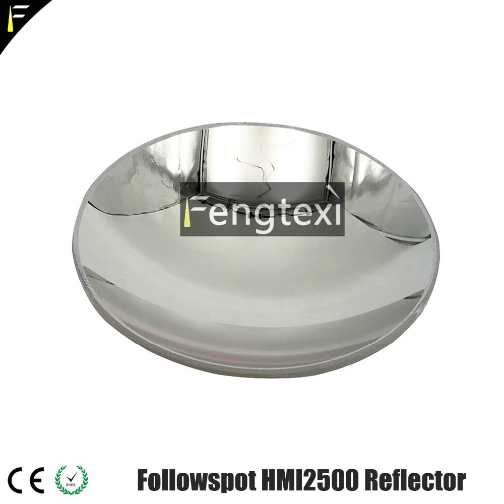 Follow Spotlight Moving Head 8.7Cm Reflector Bowl 575/1200/1500/2500w Follow Spot Glass Bulb Reflective Bowl Reflector