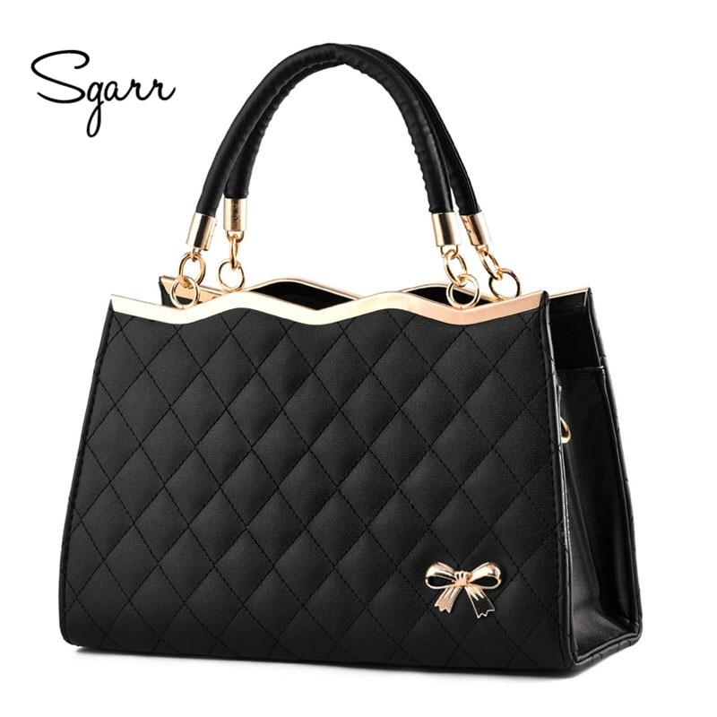 SGARR Brand Luxury Handbags Women Bags Designer Crossbody Bag Big Capacity Fashion Women Leather Handbag Female Messenger Bags