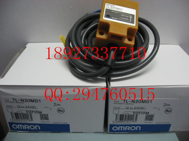 [ZOB] 100% new original OMRON Omron proximity switch TL-N20MD1 2M [zob] 100% new original omron omron proximity switch tl g3d 3 factory outlets