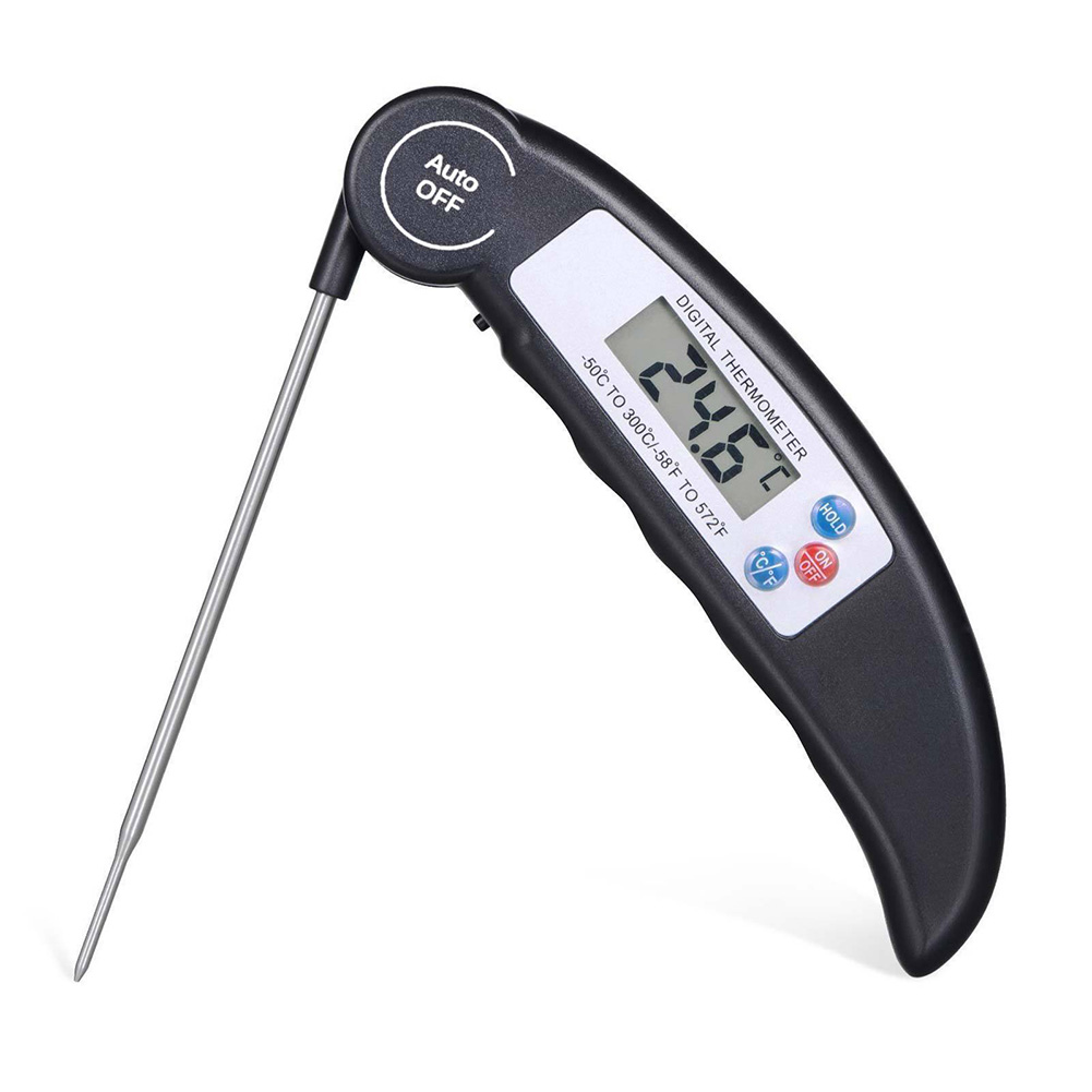 Image 4 - Digital Food Thermometer Probe Meat Grill BBQ Food Cooking Instant Read Kitchen Tools E2S-in Temperature Gauges from Home & Garden