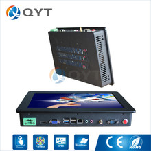 widescreen 12 inch Resistive touch all in one PC Inter N3150 1.6GHz 1280×800 2GRAM 32G SSD Win7/8/10, WinCE, XP, Linux, Ubontu
