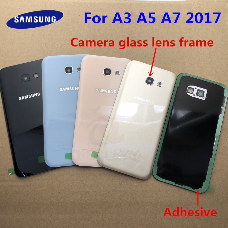 Camera Glass Lens Frame Glue 2017 Se adapta a Samsung A3 A5 A320 A520