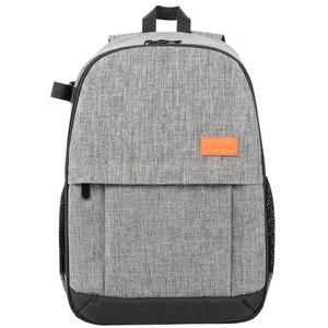 Image 1 - Сумка для камеры DSLR, рюкзак на плечо, водонепроницаемый, ударопрочный, Противоугонный, дорожный штатив, сумки, чехол для Canon, Nikon, Sony SLR