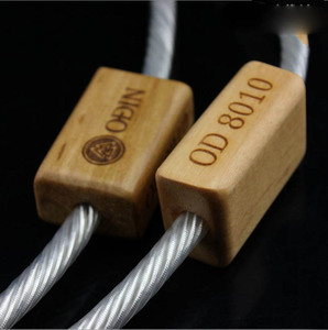 Image 3 - audio Odin Supreme Reference interconnects Copper Rhodium Carbon XLR cable 1M / 1.5M
