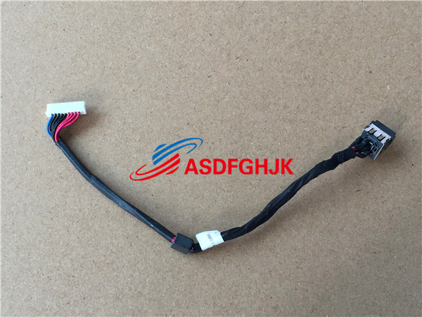 Genuine Dell Precision M4800 DC-IN Power Jack w// Cable V9WWG 0V9WWG Tested Good