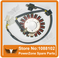 LONCIN GN250 GN300 250cc 300cc DC Type Magneto Coil Stator 18 Coils  Fit  ATV Motorcycle Dirt Bike  Free Shipping