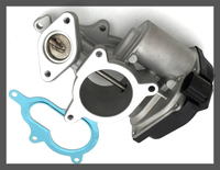 EGR صمام برودة ل 03G131501J 03G131501B 03G131501Q 03G131501R A2C53060455 A4/S4 8E (2005 2008) ، 2.0 TDI 121CV (BVG) ، A|صمام إعادة تدوير غاز العادم|السيارات والدراجات النارية -