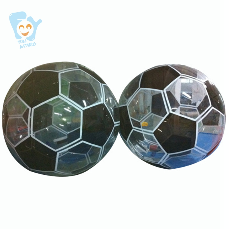 2m 0.80mm PVC Inflatable Water Walking Ball Zorb Aqua Soccer Football Design Diameter Germany Tizip Zipper [sa] new original authentic special sales keyence sensor fu 38 spot