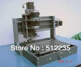 Machine de gravure PCB 2020B/Mini routeur de CNC bricolage 2020B sans la boîte de contrôle/support de cadre de CNC 2020B