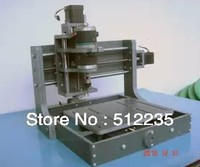 PCB 2020B graveermachine/Mini DIY 2020B CNC router zonder de schakelkast/2020B CNC frame rack