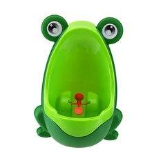 Обучение, писсуар, вертикальной лягушка настенные горшок туалет малыш стенд мальчиков детские