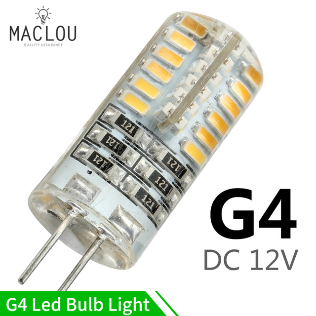 220v G4 Led Bulb Light Replace 3w Halogen Lamp 12v Corn High Smd3014 4w 5w 6w 7w