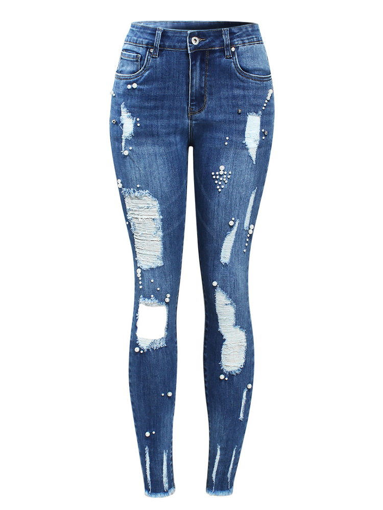 Las 9 Mejores Pantalones Jeans Rotos Mujer Ideas And Get Free Shipping J6hcjh6n
