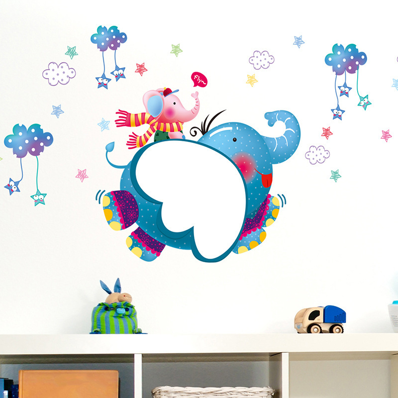 popular dumbo decorations buy cheap dumbo decorations lots dumbo the elephant children s bedroom wall sticker bedroom