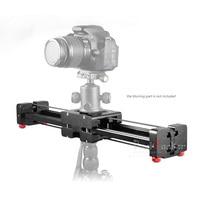 DSLR Camera Video Slider Dolly 50cm Track Rail Stabilizer 100cm Sliding Distance for Canon Nikon Sony Photo Studio Accessories