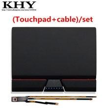 Новая оригинальная сенсорная панель с тремя клавишами/Наборы кабелей для серии ThinkPad X270 X260 X250 X240 X240s