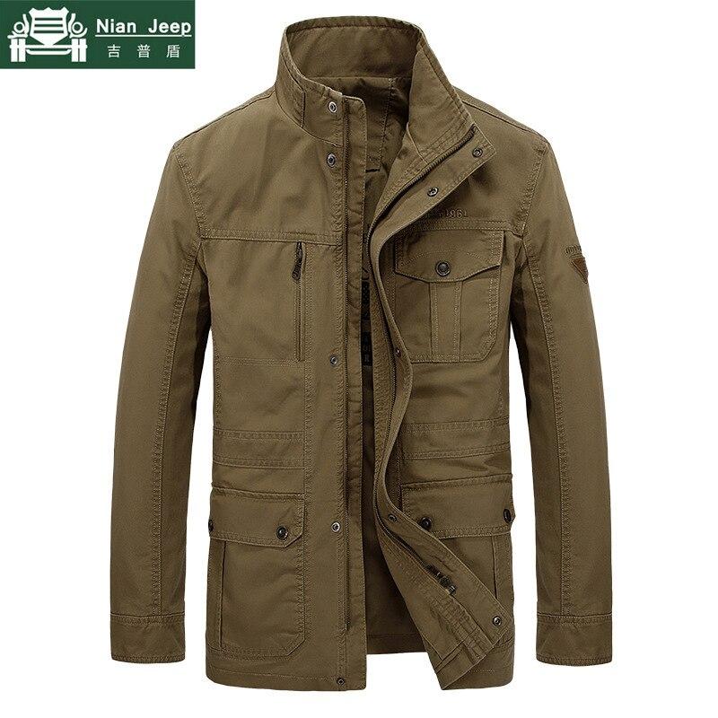 Marca Plus Size 7XL 8XL Militar Homens Jaqueta de Inverno do Outono do Algodão de Alta Qualidade Exército Outwear Médio-Longo Casacos Masculino jaqueta masculina