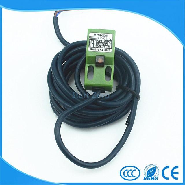 Sn04 N Proximity Sensor Wiring Diagram | Repair Manual  Wire Proximity Switch Wiring Diagram on