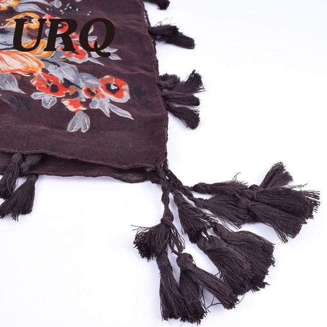 100*100cm New Fashion Ladies Big Square Scarf Printed Women Brand Wraps Winter ladies Scarves cotton india floural headband