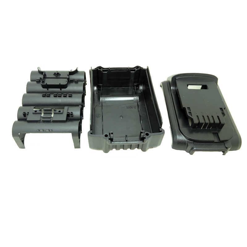 Замена для dewalt 20 в DCB180 пластиковый корпус DCB180 DCB181 печатная плата со светодиодный индикатор питания, светильник