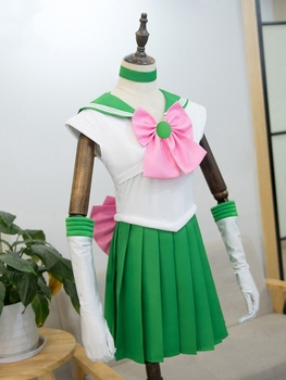 2020 New Japanese Anime Sailor Moon Cosplay Costume Sailor Moon Carnaval/Halloween Costumes for Women/Kids Custom Any Size 1