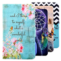 FW1S 4 Color Shock Proof Slim Flip Case Cover For Samsung Galaxy Tab 4 SM-T330 Tablet