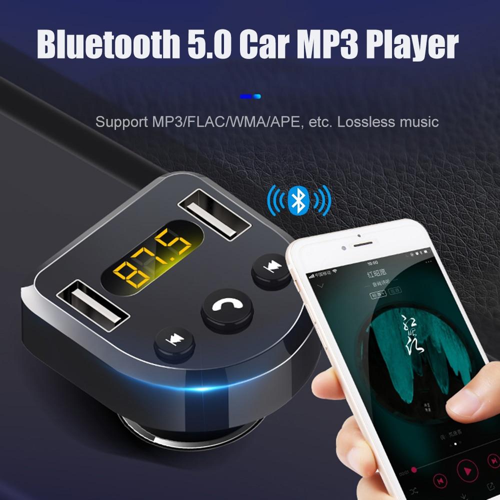 E0239 Bluetooth Car fm Modulator (6)