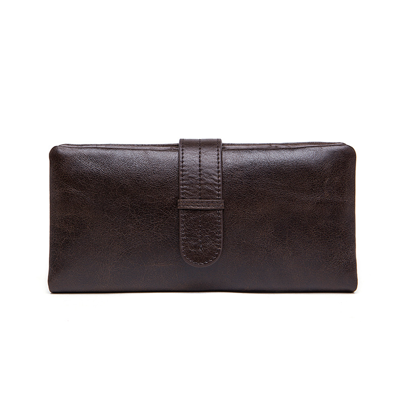 New Fashion Men Wallet Genuine Leather Wallet Men Purse Multi-card bit Mens Coins Clutch Luxury Designer High Quality Wallets