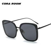 Fashion Square Sunglasses Women Men Vintage Brand Designer Sun Glasses For Male Female Rimless Sunglass Retro Oculos UV400