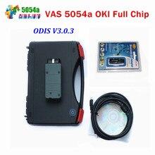 2016 Лучшие Продажи VAS5054a VAS 5054a ОДИС V3.0.3 Диагностический Инструмент с Bluetooth + OKI Chip Поддержки UDS Протокола с Полной чип