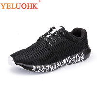 39 47 Casual Shoes Men Big Size Men Sneakers Breathable Men Shoes Casual Lace Up