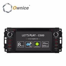 HD Octa 8 Core  Android 6.0 Car DVD Radio GPS For DODGE RAM 1500 2500 3500 Pickup Trucks Avenger Caliber Challenger Dakota Dura