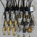 New Vintage Pingente Titular da Luz Com Interruptor ou cadeia de tração AC 90-260 V E27 Suporte Da Lâmpada Pingente de Fio + Base teto lâmpadas penduradas
