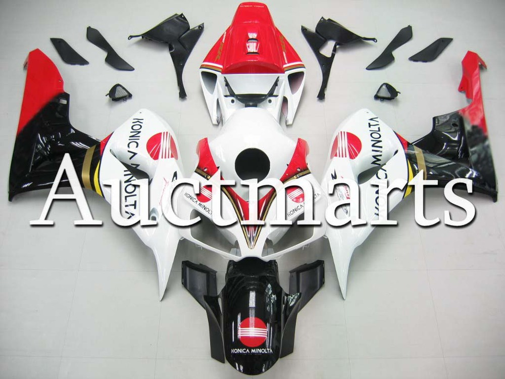 Fit for Honda CBR1000RR 2006 2007 CBR1000 RR ABS Plastic motorcycle Fairing Kit Bodywork CBR 1000RR 06 07 CBR 1000 RR EMS54 injection mold fairing for honda cbr1000rr cbr 1000 rr 2006 2007 cbr 1000rr 06 07 motorcycle fairings kit bodywork black paint