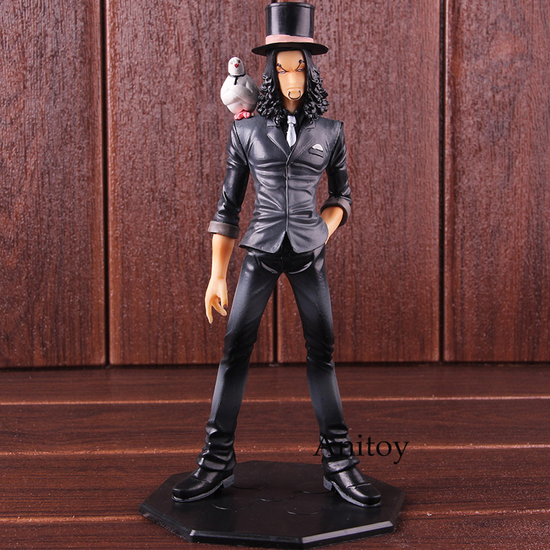 Portrait of Pirates One Piece Excellent Model CP9 Rob Rucchi Ver.1.5 PVC Action Figure Collectible Model Toy 1