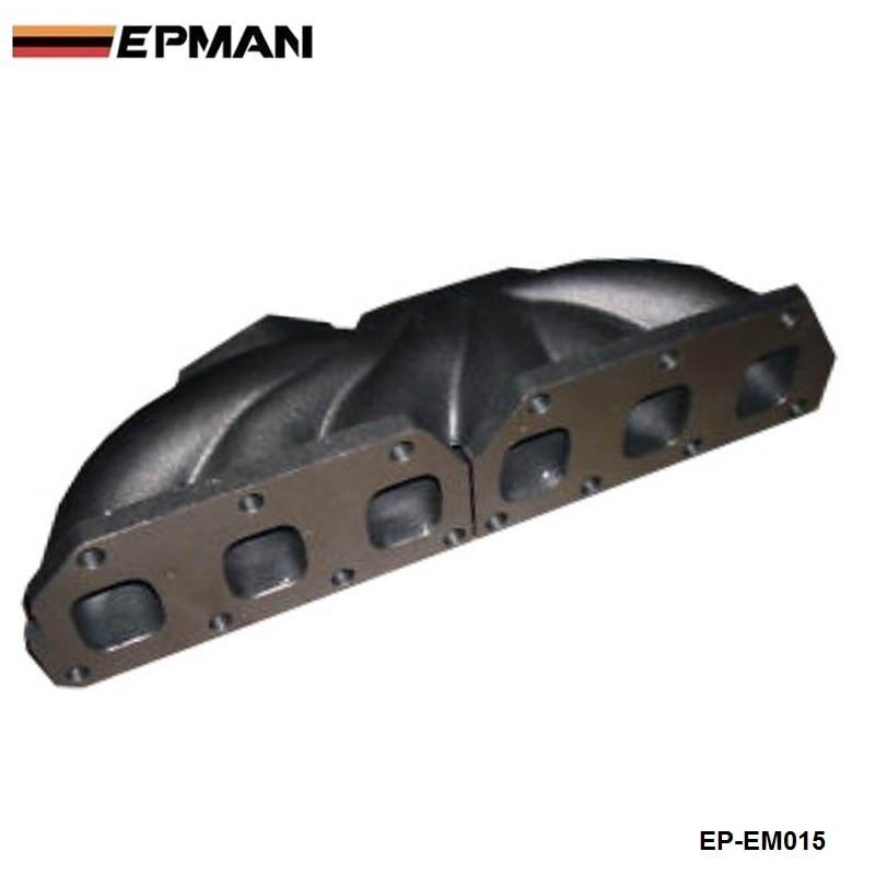 FOR VW Golf 4 VR6 2.8L 24V Cast Turbo Exhaust Manifold Header T3 Fit 38MM Wastegate EP-EM015