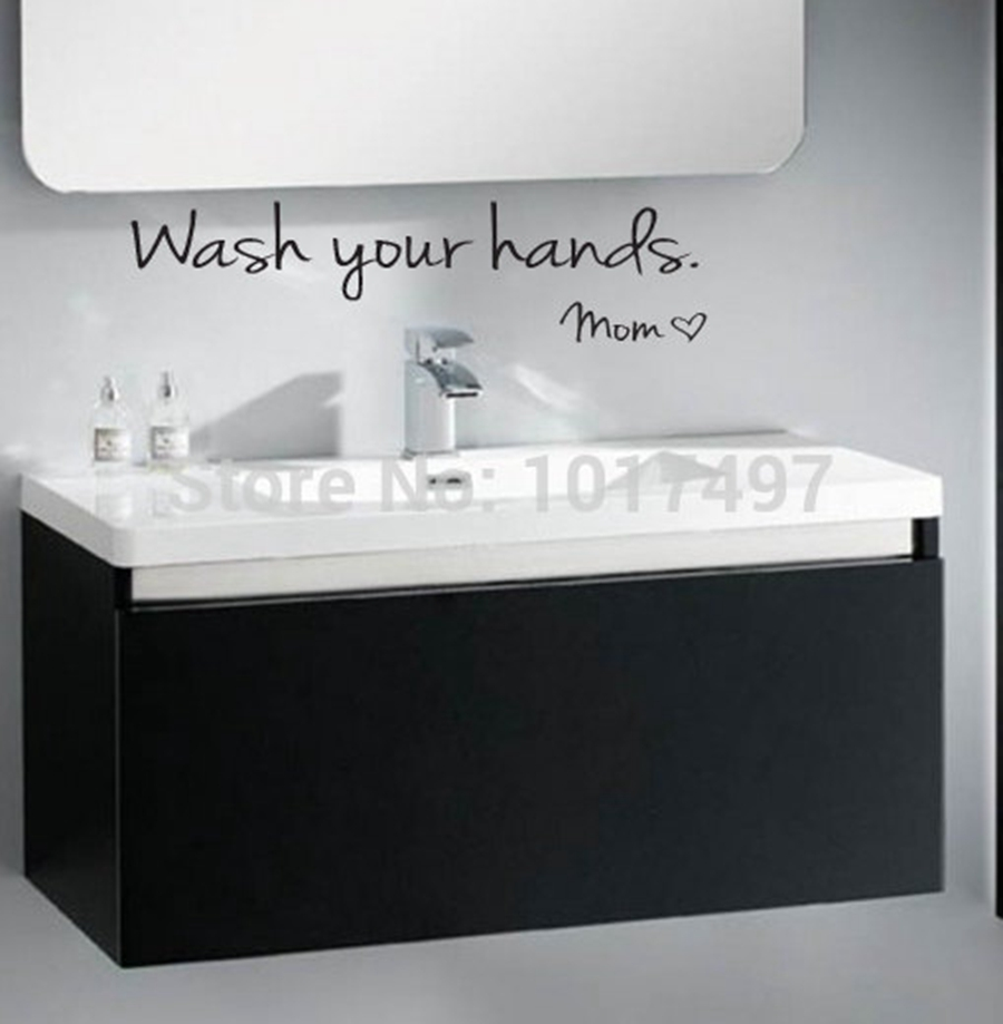Wash Your Hands by Mom\