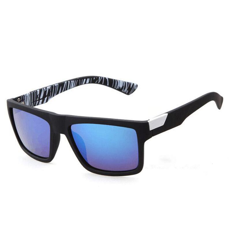 2020 Classic Fashion Square Sunglasses Men Brand Dersigner Sunglasses Fox Goggle Eyewear Fmale Male Sun Glasses Oculos UV400