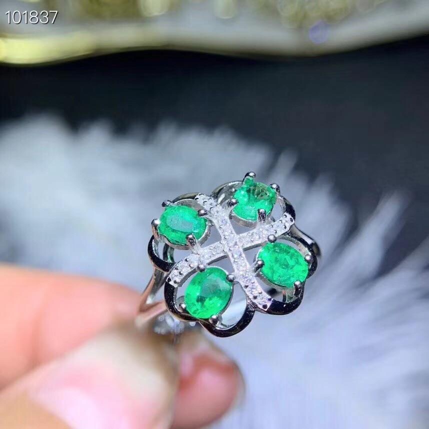 new style clear Green emerald  Gemstone Ringnew style clear Green emerald  Gemstone Ring