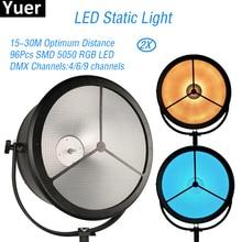 2Pcs/Lot LED Flash Light 750W Osra-m Lamp Par Strobe Lights LED DMX Static DJ Dosco Lighting Party Club Bar Stage Effect Light цена и фото