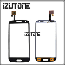 100 warranty black Touch Screen Digitizer glass for Star N9500 by Free Shipping