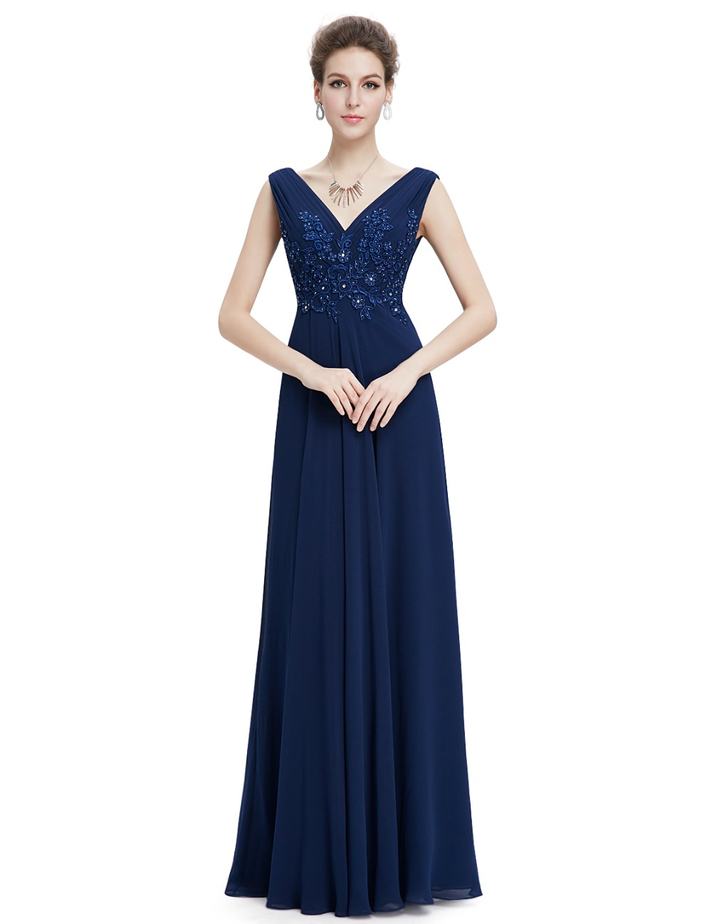 Evening dresses plus size on clearance