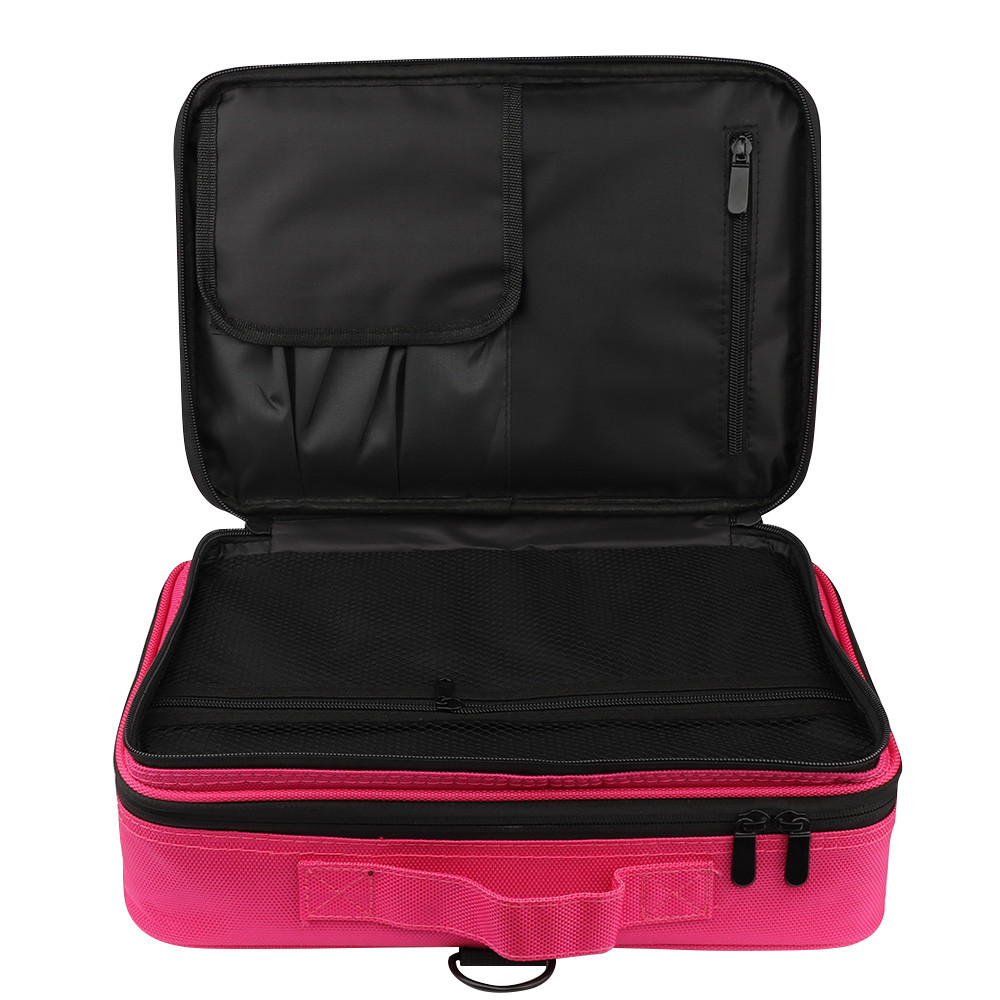 Cosmetic Bags   Cases Cheap Cosmetic Bags   Cases women Large Capacity  Makeup Case 3.We offer the best wholesale price 14bee51bd5a4b