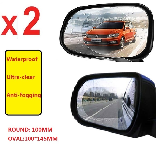 Cjy Car Rearview Mirror Film Anti Fog Film Anti Glare Anti