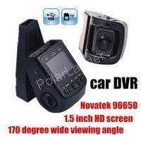 High Quality Car DVR Novatek 96650 170 Degree Wide Viewing Angle 1080P Mini Dash Camera Dashcam