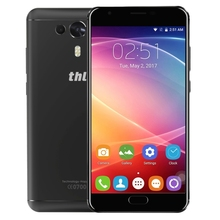 "THL Chevalier 1 Mobile Téléphone 1920*1080 5.5 ""FHD 3 GB RAM 32 GB ROM Android 7.0 MTK6750T Octa base 4G LTE 13MP D'empreintes Digitales Smartphone"