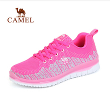 Camel Outdoor Women's Trail Running Shoes 201 Young Girl Sport Shoes Sneakers Mesh Breathable Summer A61345632