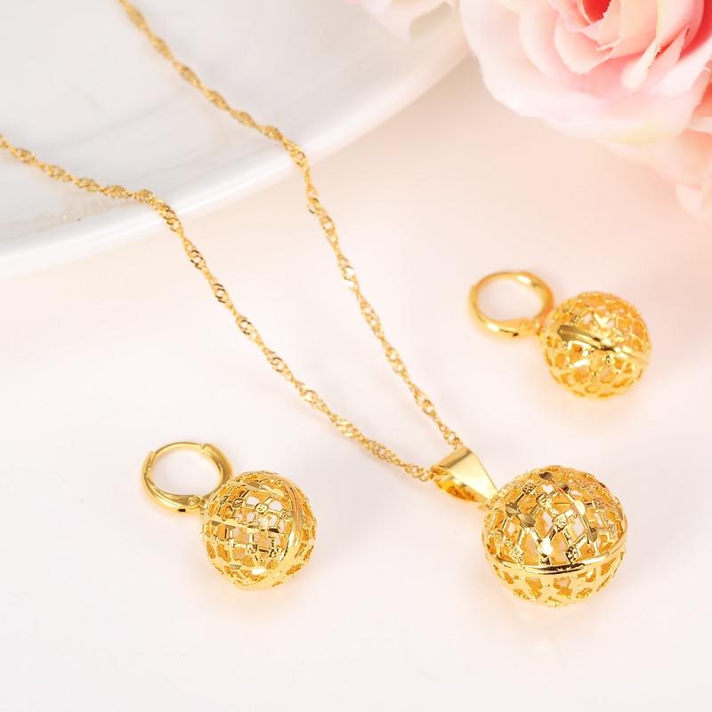 Aliexpress.com : Buy New Fashion Cute Jewelry Gold Round ...