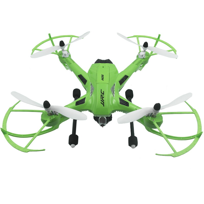 Drone avec caméra HD JJRC H26W Quadcopter WIFI FPV Dron jouets télécommandés Helicoptero de controle remoto un RC hélicoptère