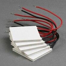 TEC1-12708 Термоэлектрический охладитель Пельтье DC12V 8A 40x40 мм 40*40 мм TEC1 12708 5 шт./лот